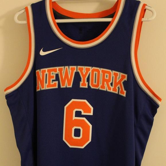37ec2a9e64cb Nike NBA New York Knicks Jersey